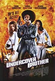 undercover brother avi latino