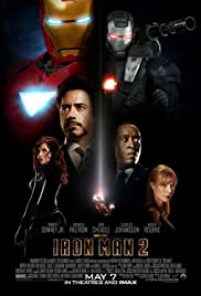Subtitles Iron Man 2 - subtitles english 1CD srt (eng)
